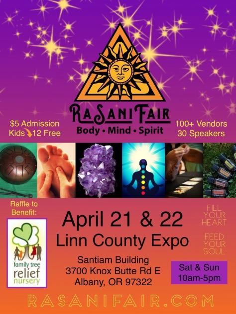 RaSani Spring Fair 2018